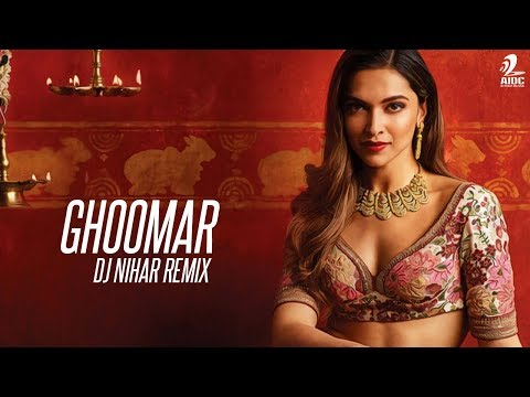 Ghoomar Remix | DJ Nihar | Padmavati | Deepika Padukone | Shahid Kapoor | Ranveer Singh
