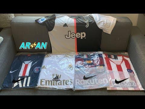 camisetas de futbol 2019 replicas