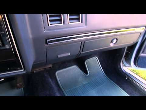 1981 Chevy Citation Interior