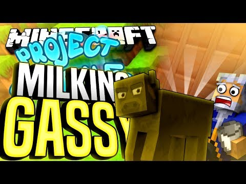 Minecraft - MILKING GASSY - Project Ozone #181
