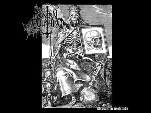 FUNERAL MOURNING  -  Winds Of Unknown Existence