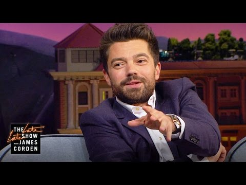 Dominic Cooper & James Corden Were Roommates