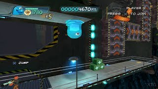 Monsters vs. Aliens PS2 Gameplay HD (PCSX2)