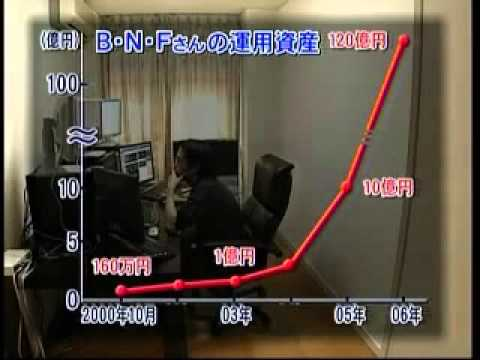 日本股神BNF教你如何讓錢湧進來 - YouTube