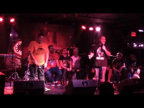 The RoastMasters NYC @ Skankfest 7.14.18: Keith Carey vs. Tom Goss