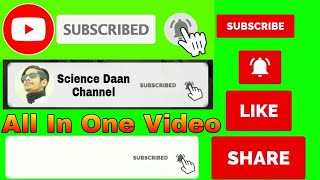 Click Subscribe And Bell Animation – Pachoice