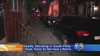 Teen Shot, Killed Overnight In South Philadelphia