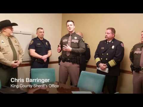 Chris Barringer, King County Sheriff's Office