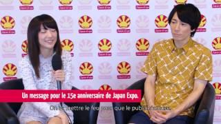 Pour le 15e anniversaire de Japan Expo, le groupe moumoon était au ...