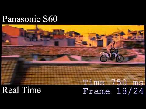 Panasonic S60 Plasma TV Motion Blur