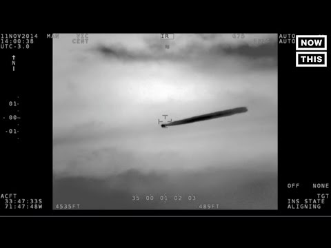 Chilean Government Confirms Unidentified Flying Object Is Unidentified | NowThis