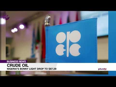 Crude Oil: Nigeria's Bonny Light Drop to $67.28