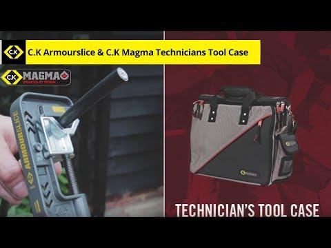 C.K Armourslice & C.K Magma Technician's Toolcase