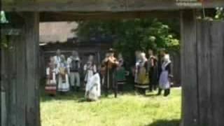 Чувашский свадебный обряд - The chuvash wedding ceremony