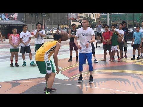 Professor 1v1 vs Lebron James' BGC Titan Love Court (Philippines)