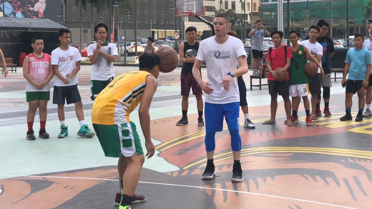 Download Professor 1v1 vs Lebron James' BGC Titan Love Court (Philippines)