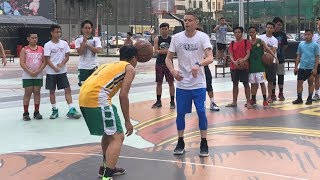 Professor 1v1 vs Lebron James' BGC Titan Love Court (Philippines) Video