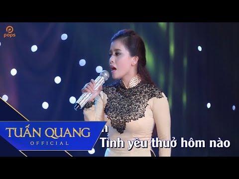 [Karaoke] Trả Hết Ân Tình ||  Hồng Quyên ft Tuấn Quang