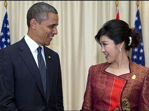 Thailand prime minister Yingluck Shinawatra dissolves parliament as protests increase