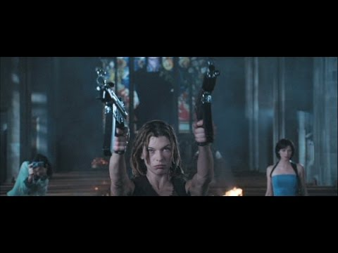 Resident Evil Apocalypse Trailer