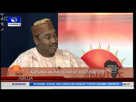 Katsina State Records Investment Growth With Private Sector Collaboration PT1