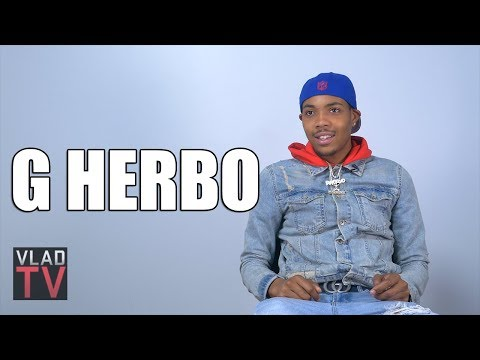 "G Herbo Talks Being on Drugs Heavy while Recording ""Rollin"" with Southside (Part 1)"