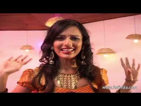 Marathi Movie Set ' Kai Rao Tumhi ' At Shooting of 'Item Song'