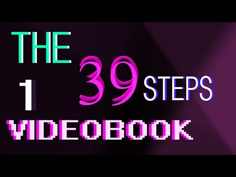 The Thirty-Nine Steps Video / Audiobook [Part 1] By John Buc