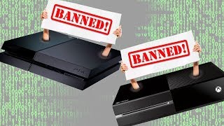 10 Things That Could Get You BANNED From Xbox LIVE & PSN
