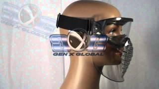 gxg airsoft mask