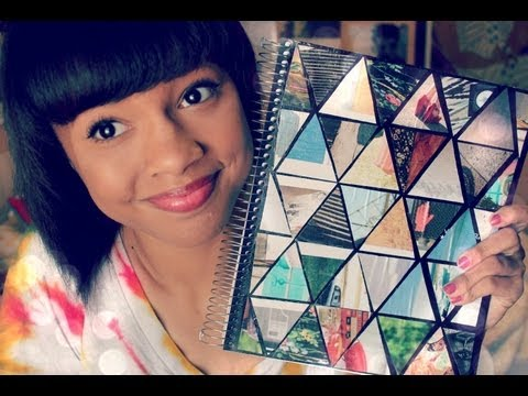 make a binder cover