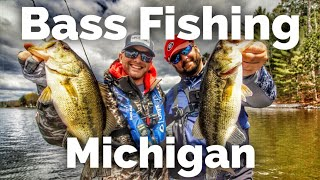 Prespawn Bass Fishing in Michigan - Ft. Ben Nowak