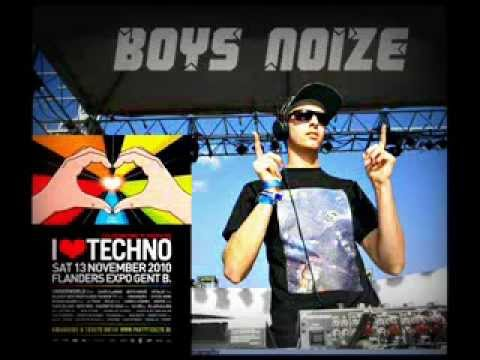 Boys Noize Live @ I Love Techno 2010