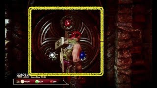 Goro's Lair: How to Unlock Mind, Heart, and Soul Secret Door - The Krypt Mortal Kombat 11