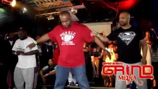 ATL Bomb Squad at Kizzy Rock 1st Annual Crank Off pt 4