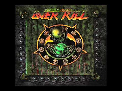 Overkill - Frankenstein (Edgar Winter cover)