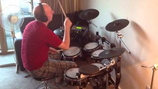 Tom Waits - Ice Cream Man (Roland TD-12 Drum Cover)