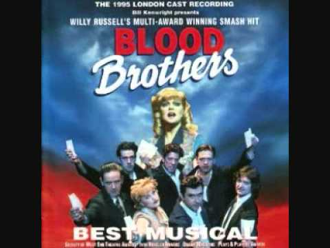 Blood Brothers 1995 London Cast - Track 8 - Gypsies In The Wood