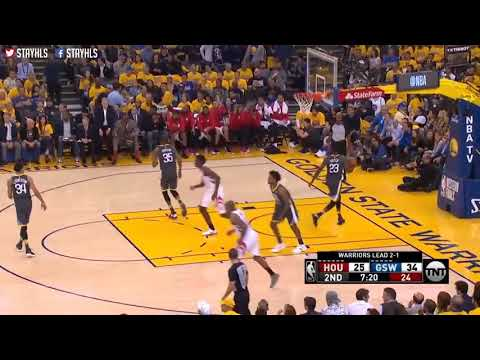 Golden State Warriors vs Houston Rockets Full Game Highlights   Game 4