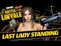 LAST LADY STANDING - 300IQ STREAM HIGHLIGHTS -LOEYA playing FORTNITE