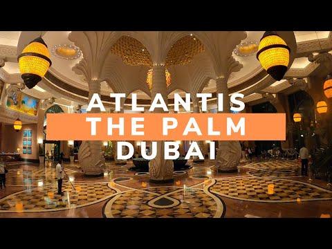 Atlantis The Palm Dubai, Día #1