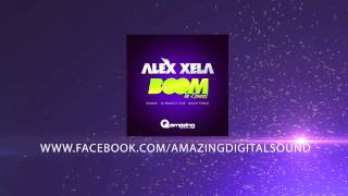 Alex Xela - Boom The Remixes (2since, Dj Project One and B!unt Force remix)