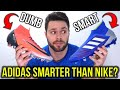 HOW ADIDAS OUTSMARTED NIKE WITH THEIR FOOTBALL BOOT TECHNOLOGY!