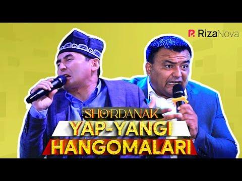 Sho'rdanak - Yap-Yangi hangomalari