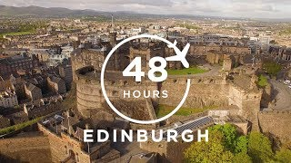 48 Hours In EDINBURGH | UNILAD Adventure