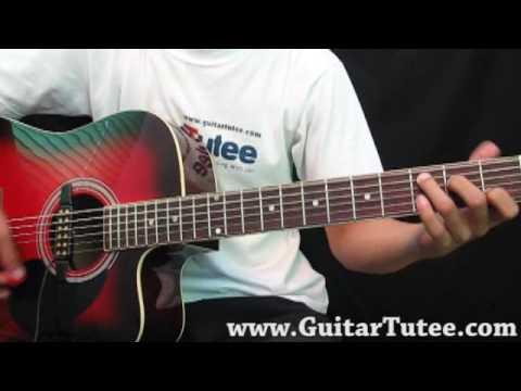 Elliott Smith Miss Misery By Guitartutee Youtube