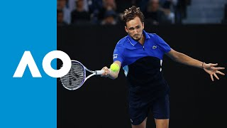 Daniil Medvedev vs Frances Tiafoe - Match Highlights (1R) | Australian Open 2020