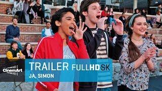 Ja, Simon (Love, Simon) - oficiálny slovenský HD trailer