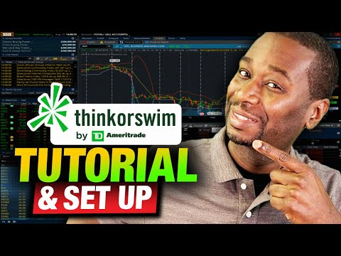How To Use TD Ameritrade ThinkorSwim In 2019 | Tutorial & Set Up