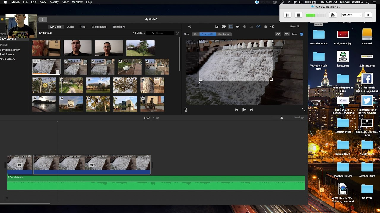 How To Edit Video In iMovie